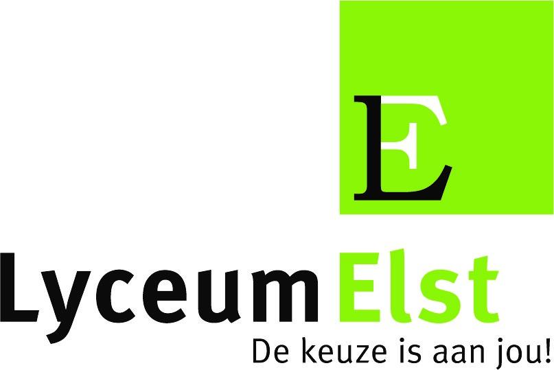 logo Lyceum Elst compleet